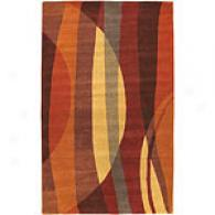 Surya Nayz Collection Wine Rug