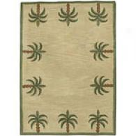 Surya Palm Escape Hand-ttufted Wool Rug