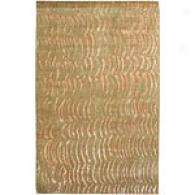 Surya Shibui Beige Hand Knotted Wool Rug