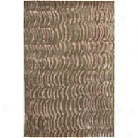 Surya Shibui Pale Moss Hane Knotted Wool Rug