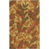 Surya Splash God Hand Tufted Wool Rug