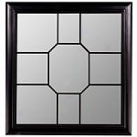 Sutter Truevine Finished Mirror With Fret Work