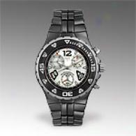 Technomarine Ceramique Mens Chrono Watch