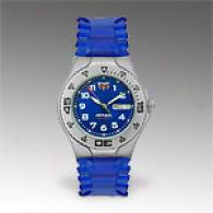 Technomarine Women's Apnea Xs Dark Blue Gel Watch