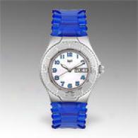 Technomarine Womrns Apnea X Blue Gel Watch
