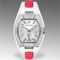 Technomarine Womens Diamond Butterfly Watch
