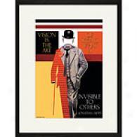 The Art Of Vision Framec Print From Jonathan Swif