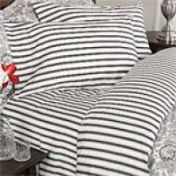The Max Collection Stripe Single Fold Sheet Set