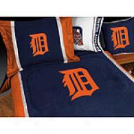 Tigers Comforter & Sheet Set