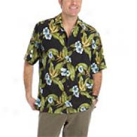 Tommy Bahama Zenter Of The Universe Short Sleeve