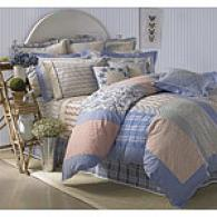 Tommy Hilfiger American Patchwork Comforter Set