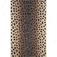 Trans-ocean Safari 100% Wool Hand-tufted Wool Rug
