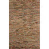 Trans-ocean Sensation Wool Hand-knotted Rug