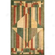 Trans-ocean Tribeca Hand-knotted Wool Rug