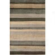 Trans-ocean Tribeca  Hand Knotted 100% Wool Rug