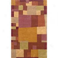 Trans-ocean Zeno Hand-knotted Wool Rug