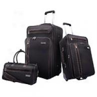 Travelers Select Newcastle 3pc Luggaage Set