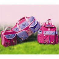 Travelers Choice Too 3pc Kids Lightweight Luggage