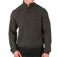 Tricots St. Raphael 14 Zip Pullover Sweater