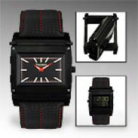 Triumph Motorcycles Carbon Fibre Reversible Watch