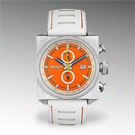 Triumph Motorcycles Scrambled Chronograph Watch