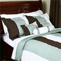 Turtle-dove Bay 7pc Comforter Set By Metro