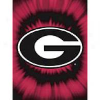 University Of Georgia 60in X 80in Throw
