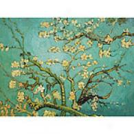 Van Gogh Branches Of An Almond Tree Painting