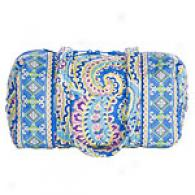 Vera Bradley Capri Blue Handbag
