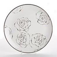 Vera Wang Notions Set Of 4 Accent Plates