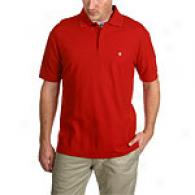 Victorinox Base Camp Red Classic Polo