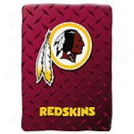 Washington Redskins 60in X 80in Throw