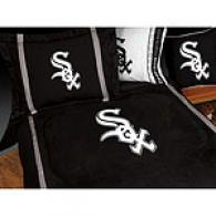 White Sox Stuffed coverlet & Sheet Set