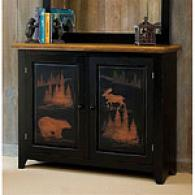 Wilderness Two Door Cabinet