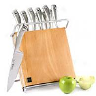 Wusthof Culinar 12pc Block Set