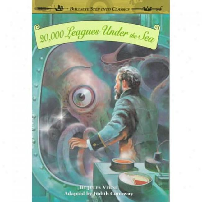 20,000 Leagues Under The Sea By Jules Verne, Isbn 0394853334