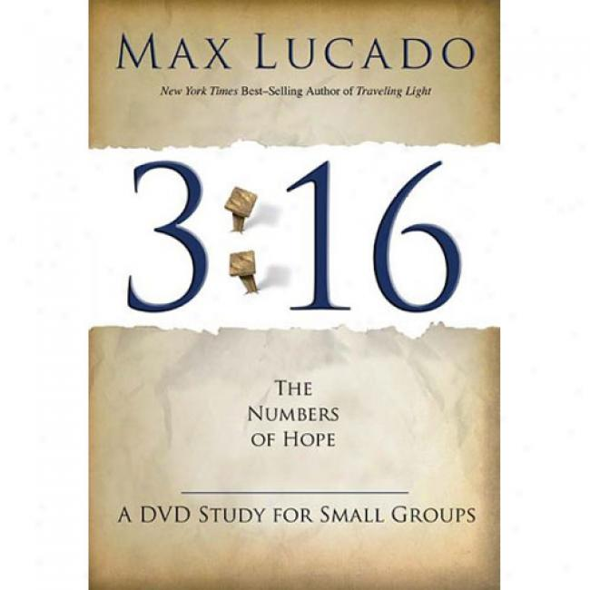 3:16: A Dvd Study For Individuals Or Small Groups [with Cdrom Featurung A Leader's Guide And 3:16 Small Group Study Guide And Stories Of Hope Dvd And