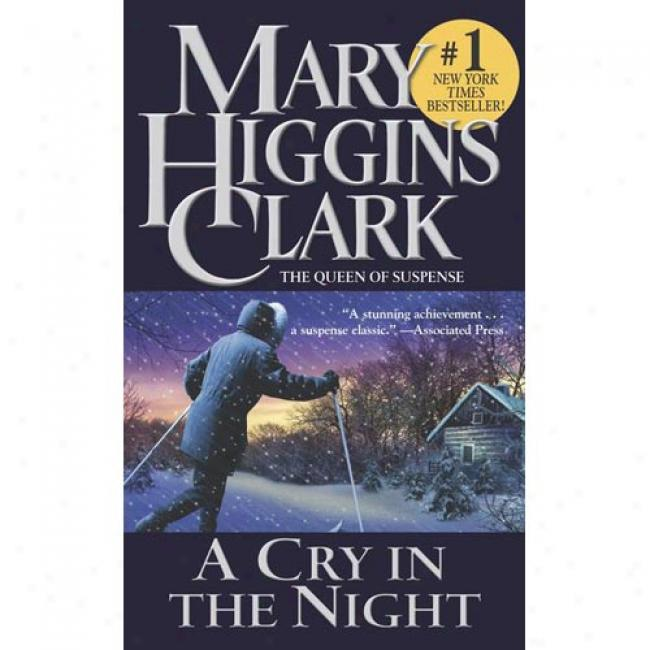 A Cry In The Night By Mary Higgins Clark, Isbn 0671886665