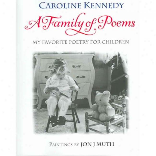 A Family Of Poems: My Favoritr Poetry For Children