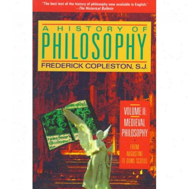 A Account Of Philosophy By Frederick C. Copleston, Isbn 038546844x