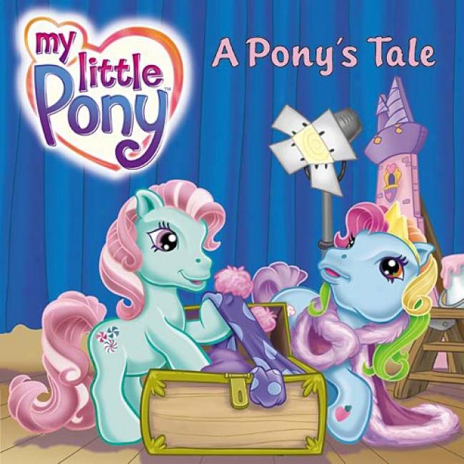 A Pony's Tale By Jodi Huelin, Isbn 0060549483
