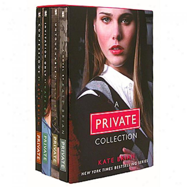 A Private Collection (boxed Set): Private, Invitation Only, Untouchable, Confessions