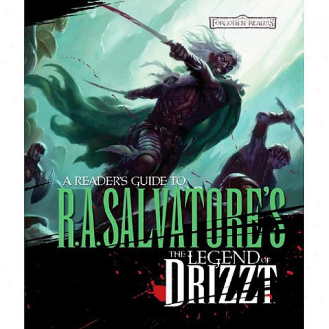 A Reader's Guide To The Legend Of Drizzt