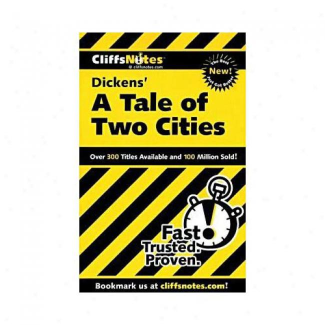 A Tale Of Two Cities By Marie Kalil, Isbn 0764586068