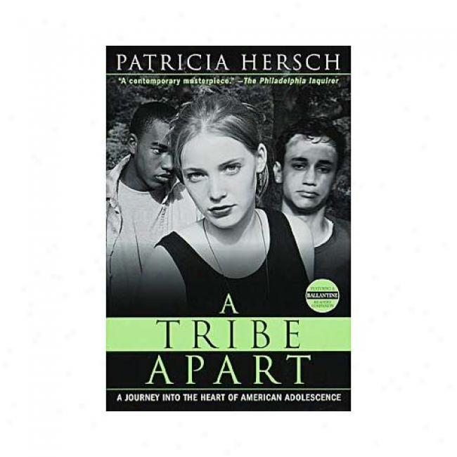 A Family Apart: A Journey Into The Heart Of American Adolescence By Patricia Hersch, Isbn 034543594x