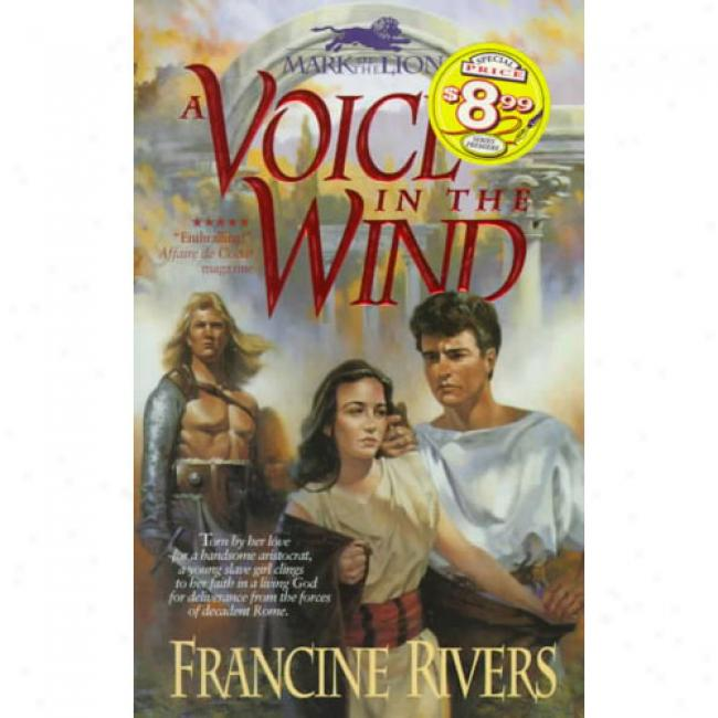 A Voice In The Wind Near to Francine Rivdrs, Isbn 0842377506