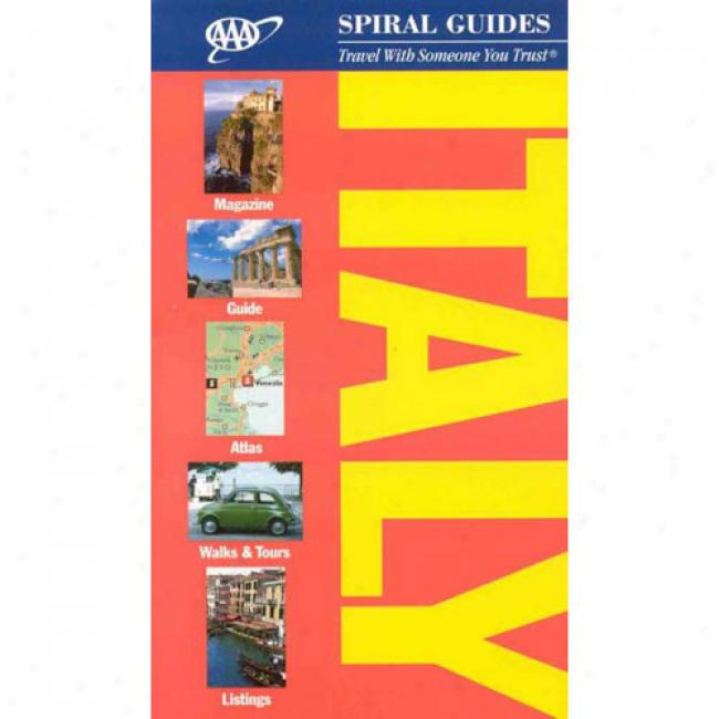 Aaa Spiral Guide: Italy