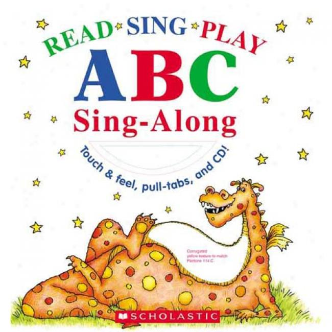 Abc Sing-along [with Cd]