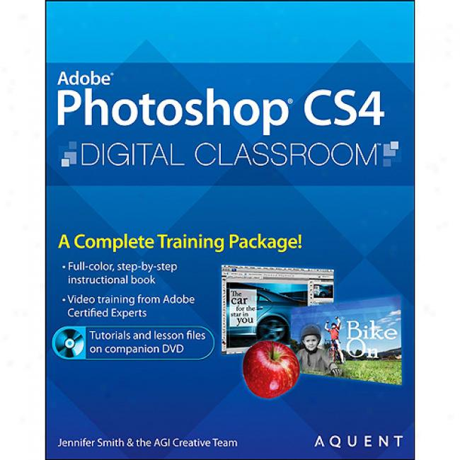 Adobe Photoshop Cs4 Digial Classroom [with Cdrom]