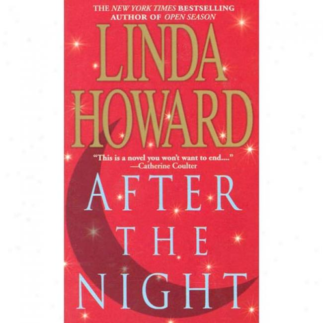 After The Night By Linda Howard, Isbn 0671019708